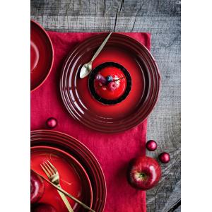 Le Creuset Ontbijtbord Kersenrood 22 cm