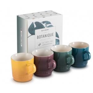 Le Creuset Botanique Collection Koffiekopjes 200 ml (4 Kleuren)