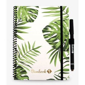 Bambook Uitwisbaar Notitieblok A5 Limited Ladies Leaves