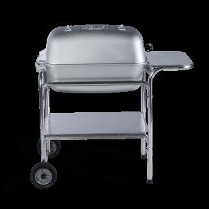 PK Grill & Smoker Original Zilver