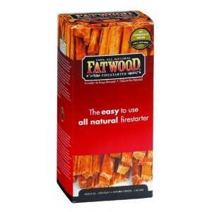 Fatwood All-natural Firestarter