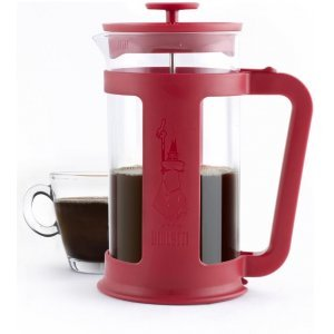 Bialetti Cafetiere Smart Rood 1000ml