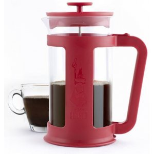 Bialetti Cafetiere Smart Rood 350ml