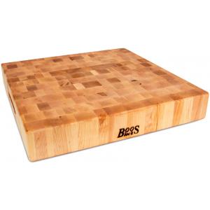Boos Blocks Classic Hakblok 46 x 46 x 7,5 cm