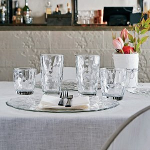 Bormioli Drinkglas Diamond 30.5 cl (3 stuks)