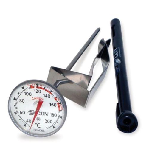 CDN Suiker en Frituur Thermometer