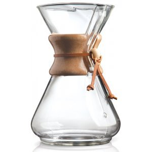 Chemex 10 kops Slow Coffee