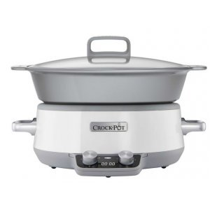 Crock-Pot DuraCeramic Sauté 6 Liter
