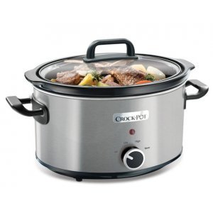 Crock-Pot Slowcooker 3,5 L RVS Traditional