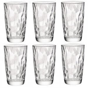 Bormioli Drinkglas Diamond 47 cl (6 stuks)