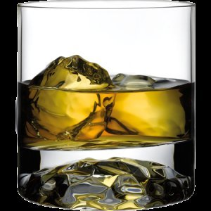 Nude Club Whiskeyglazen 4 stuks