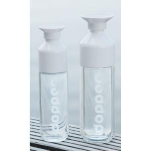 Dopper Waterfles Glass 400 ml