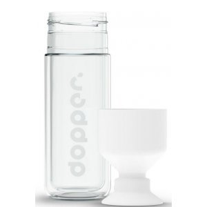 Dopper Glass Isoleerfles 450 ml