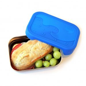 Blue Water Bento Spash Lunchbox