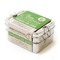 Eco Lunchbox Three in One