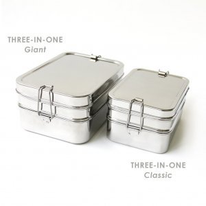 Eco Lunchbox Three in One Giant