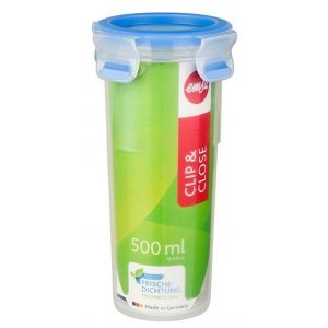 Emsa Clip & Close Vershoudbeker 500 ml