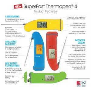 Thermapen Mk4 Thermometer
