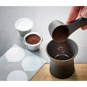 Gefu Conscio Koffiecapsule Set