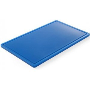 Hendi Snijplank 32.5 x 26.5 cm Blauw