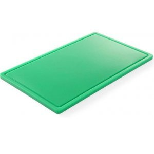 Hendi Snijplank 32.5 x 26.5 cm Groen