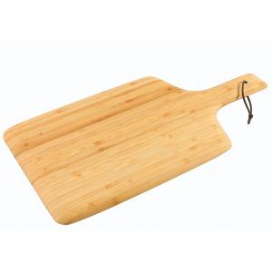 Bamboe Snijplank met Handvat 38 x 20 x 1.5 cm