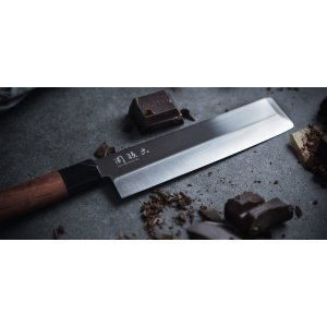 Kai Seki Magoroku Redwood Vleesmes 20 cm