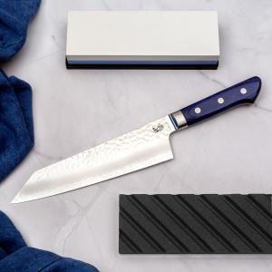 Kazoku Royal Blue Kiritsuke 19.5 cm