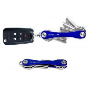 KeySmart Extended Sleutelhouder Blauw