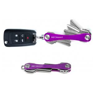 KeySmart Extended Sleutelhouder Paars