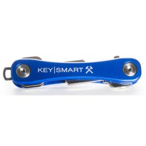 KeySmart Rugged Sleutelhouder Blauw