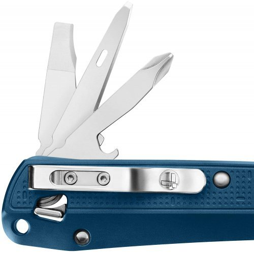 Leatherman Free T4 Multitool Navy