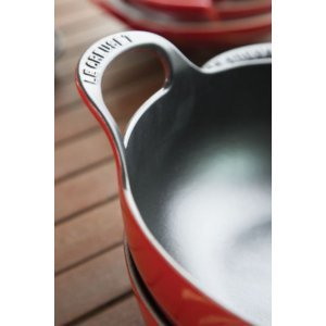 Le Creuset Balti Dish 24 cm Rood