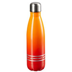 Le Creuset Drinkfles Oranjerood 500 ml