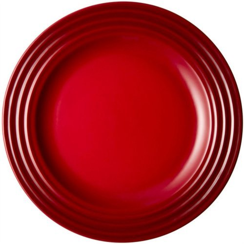 Le Creuset Dinerbord Kersenrood 27 cm