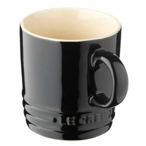 Le Creuset Koffiebeker Ebbenzwart 200ml