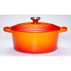 Le Creuset Signature Braadpan 26 cm Oranjerood