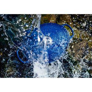 Le Creuset Signature Braadpan Ovaal 27 cm Marseille Blauw