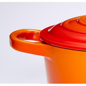 Le Creuset Signature Braadpan 24 cm Oranjerood