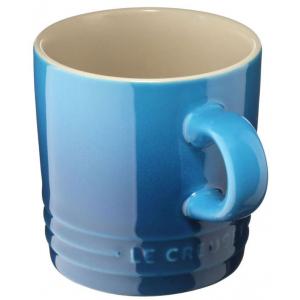 Le Creuset Koffiebeker Marseille Blauw 200ml