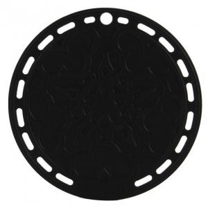 Le Creuset Onderzetter Zwart 20 cm