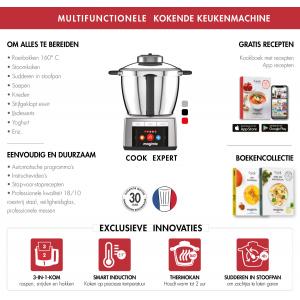 Magimix Cook Expert Mat RVS