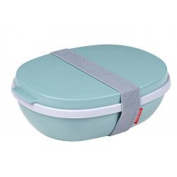 Mepal Lunchbox Ellipse Nordic Green