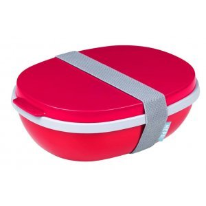 Mepal Lunchbox Ellipse Nordic Red