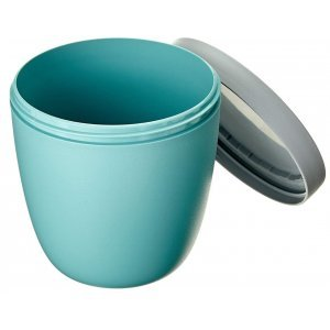 Mepal Snackpot Ellipse Nordic Green 500ml