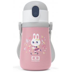 Monbento - MB Stram Pink Bunny • Thermosfles