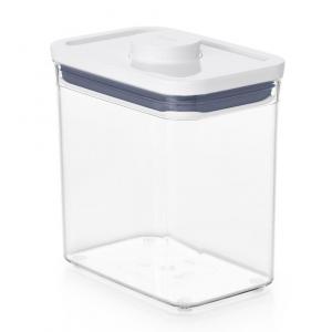 Oxo Voorraadbus Pop Container Laag 1.6 Liter