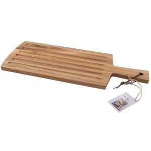 Point Virgule Broodplank Met Handvat 50 x 19 x 1.5 cm