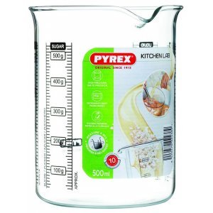 Pyrex Maatbeker Kitchen Lab 500 ml