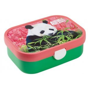 Mepal Lunchbox Campus Panda Animal Planet